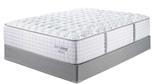 Mt. Dana Plush Queen Mattress